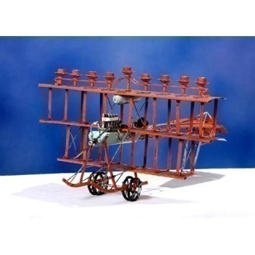 FLYING MACHINE MENORAH Thumbnail