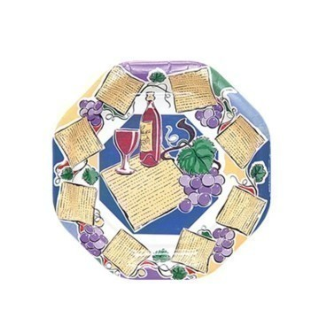 7 IN PASSOVER PLATES Thumbnail
