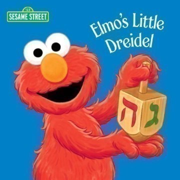 ELMO'S LITTLE DREIDEL Thumbnail