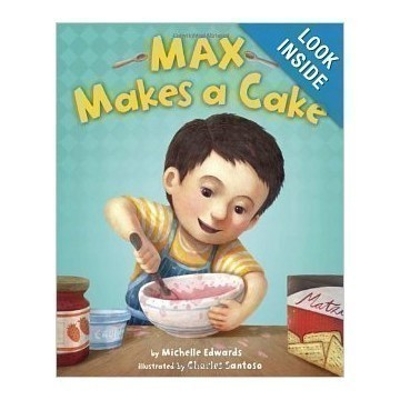 MAX MAKES A CAKE Thumbnail