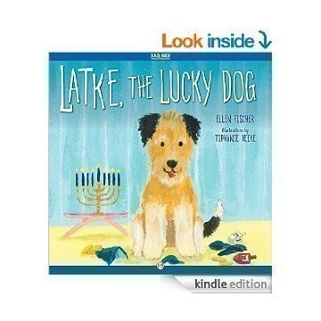 LATKE THE LUCKY DOG Thumbnail