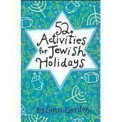 52 JEWISH HOLIDAY ACTIVITIES Thumbnail