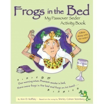 FROGS IN THE BED SEDER ACTIVITY BOOK Thumbnail