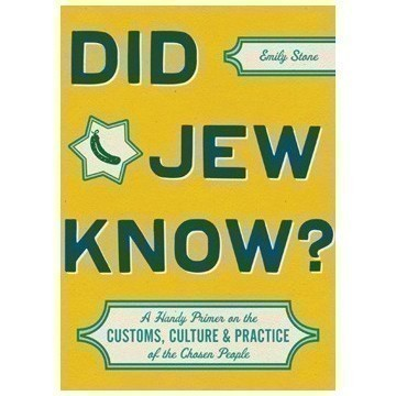 DID JEW KNOW? Thumbnail