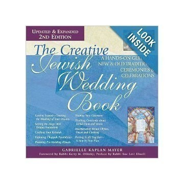CREATIVE JEWISH WEDDING BOOK Thumbnail