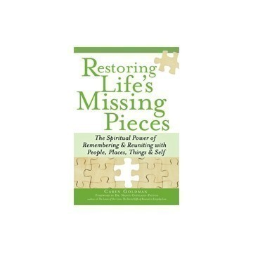 RESTORING LIFE'S MISSING PIECE Thumbnail