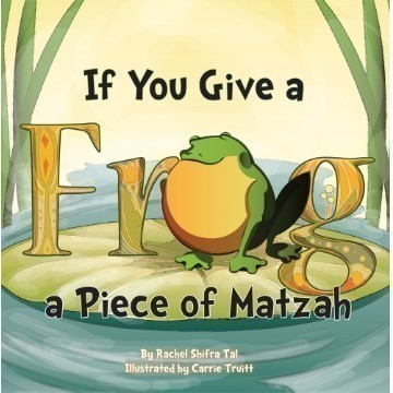 IF YOU GIVE A FROG MATZA Thumbnail