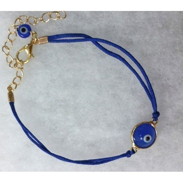 EVIL EYE BLUE BRACELET Thumbnail
