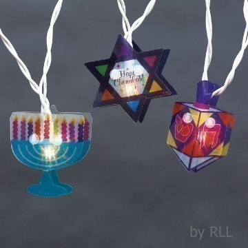 CHANUKAH LIGHT SET Thumbnail