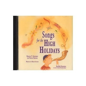SONGS FOR THE HIGH HOLIDAYS Thumbnail