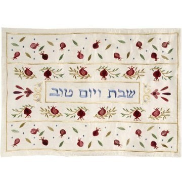 LIGHT RIMON CHALLAH COVER Thumbnail
