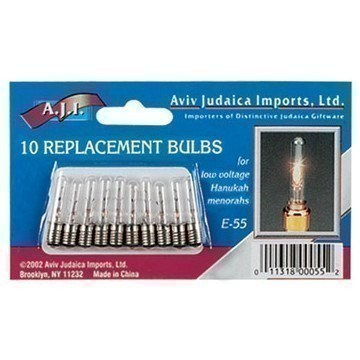 LOW VOLTAGE REPLACEMENT BULBS Thumbnail