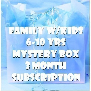 3 MONTH FAMILY W/KIDS 6-10 TRIAL SUBSCRIPTION Thumbnail