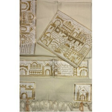 GOLD JERUSALEM EMBROIDERED Thumbnail