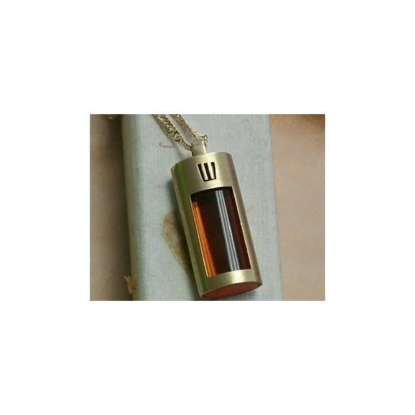 ORANGE GOLD MEZUZAH MICROFICHE Thumbnail