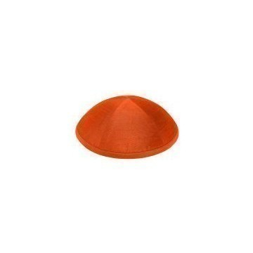 RAW SILK DELUXE KIPPA ORANGE Thumbnail