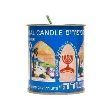 YARZHEIT MEMORIAL CANDLE  Thumbnail
