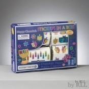 BOX OF HANUKKAH STICKERS Thumbnail