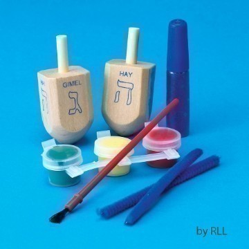 DESIGN YOUR DREIDEL (2/PACK) Thumbnail