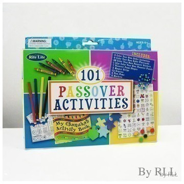 101+ PASSOVER ACTIVITIES Thumbnail