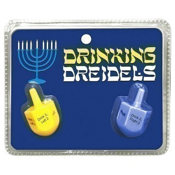 DRINKING DREIDEL GAME Thumbnail