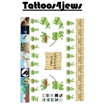 PASSOVER TATTOOS4JEWS Thumbnail