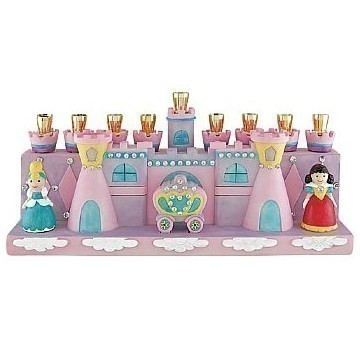 CASTLE WITH PRINCESS MENORAH Thumbnail