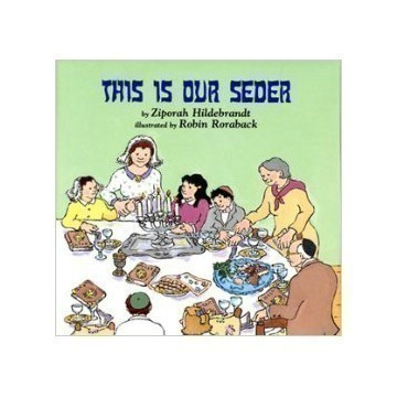 THIS IS OUR SEDER Thumbnail