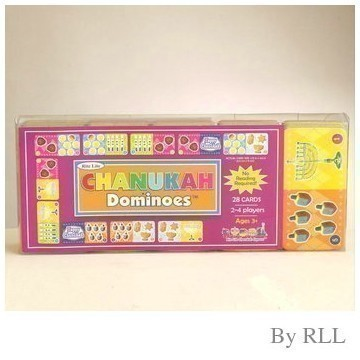 CHANUKAH DOMINOES Thumbnail