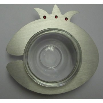 ALUMINUM RIMON HONEY DISH Thumbnail