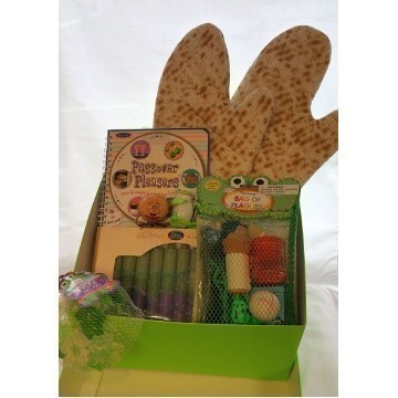 PASSOVER HOSTESS BASKET Thumbnail