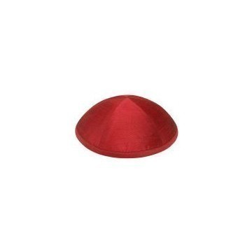 RAW SILK DELUXE KIPPA RED Thumbnail