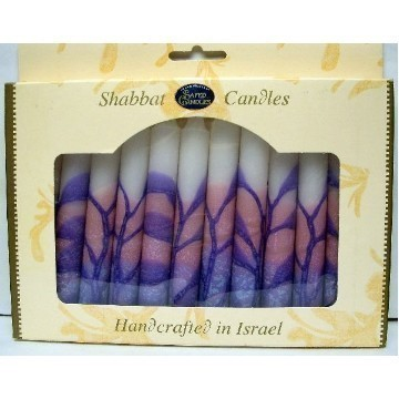 SHABBAT PURPLE 12 PACK Thumbnail