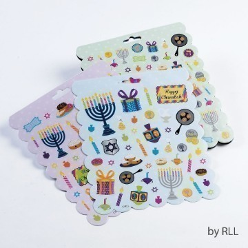 CHANUKAH STICKER BOOK Thumbnail