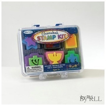 CHANUKAH STAMP SET Thumbnail