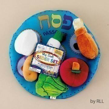 PLUSH SEDER SET Thumbnail