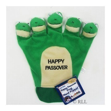FROG HAND PUPPET Thumbnail